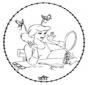 Stitchingcard Cinderella