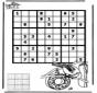 Sudoku bird