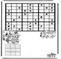 Sudoku Cars