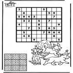 Crafts - Sudoku Circus