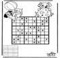 Sudoku dalmatians