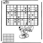 Crafts - Sudoku Diddl 1