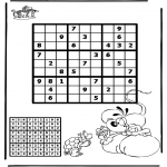 Crafts - Sudoku Diddl 2