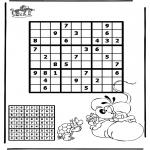 Crafts - Sudoku Diddl 2