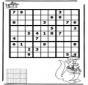 Sudoku kangaroo