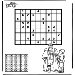 Crafts - Sudoku Star Wars