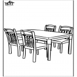 All sorts of - Table