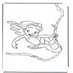 Comic Characters - Tarzan 3