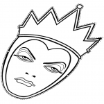 Crafts - The angry queen