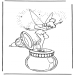 Comic Characters - Tink 1