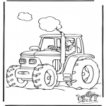 All sorts of - Tractor