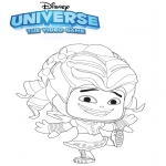 Comic Characters - Universe: the video game 1