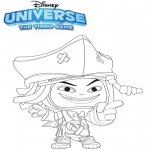 Comic Characters - Universe: the video game 2