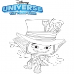 Comic Characters - Universe: the video game 3