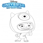 Comic Characters - Universe: the video game Mike
