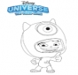 Universe: the video game Mike