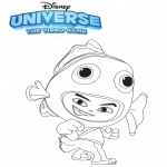 Comic Characters - Universe: the video game Nemo