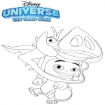 Comic Characters - Universe: the video game Pumba