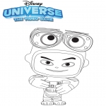 Comic Characters - Universe: the video game Wall-e