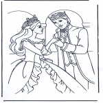 Theme coloring pages - Valentine's day 34