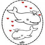 Theme coloring pages - Valentine's day 73