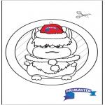 Crafts - Window picture - Primavita Hamster