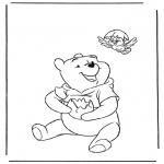 Comic Characters - Winnie the Pooh 1