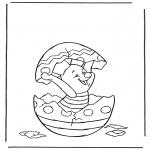 Comic Characters - Winnie the Pooh 19