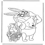 Comic Characters - Winnie the Pooh 2