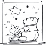 Comic Characters - Winnie the Pooh 3