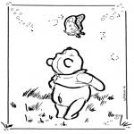 Comic Characters - Winnie the Pooh 6