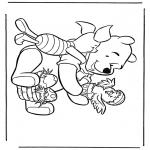 Comic Characters - Winnie the Pooh 7