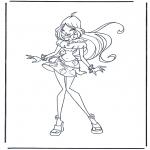 Comic Characters - Winx Club 1