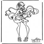 Comic Characters - Winx Club 12