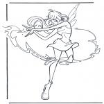 Comic Characters - Winx Club 4