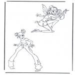 Comic Characters - Winx Club 7