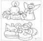 X-mas coloringpage 2